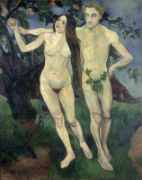 Сюзанна Валадон. Адам и Ева