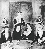 Жанна Маммен. 1925. the monbijou berlin's most exclusiv lesvian club