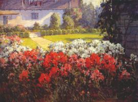 Форд Мэдокс Браун. Радостный сад