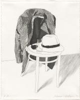 Дэвид Хокни. Панамская шляпа