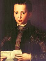 Аньоло Бронзино. Франческо де Медичи