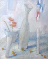 Дужан Нуроллович Магзумов. Белый натюрморт