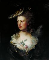 Томас Гейнсборо. Портрет Мэри Гейнсборо, дочери художника