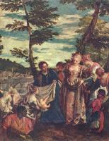 Паоло Веронезе. Нахождение Моисея