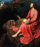 Ганс Мемлинг. Молитва