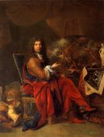 Никола де Ларжильер. Шарль Лебрен, живописец короля