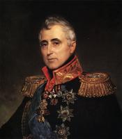 Karl Pavlovich Bryullov. Portrait of count C. A. Pozzo di Borgo