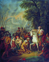 Григорий Иванович Угрюмов. Взятие Казани Иваном Грозным 2 октября 1552 года