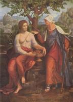 Франческо Мельци. Вертумн и Помона