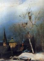 Алексей Кондратьевич Саврасов. Ранняя весна