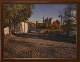 К. Грещук. Замок Савонлинна