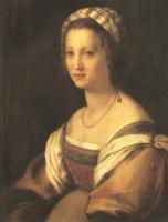 Андреа дель Сарто. Портрет художников