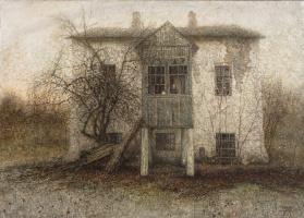 Alexandre Pavlenko. Заброшенный дом.