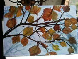 Осенняя ветка