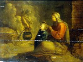 Ян ван де Венне. Привал цыган