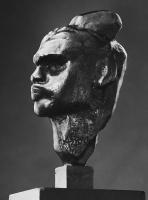 Огюст Роден. Голова Нижинского