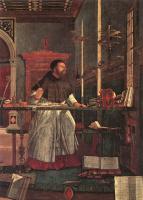 Витторе Карпаччо. Видение святого Августина