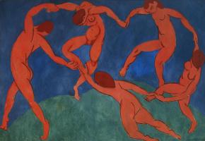 Henri Matisse. Dance (II)