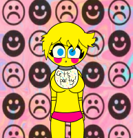 Cat The killer. Anime toy chica