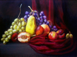 Olga Suncheleeva. Ripe fruit