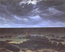 Каспар Давид Фридрих. Лунный свет