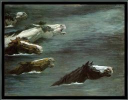 Генри Висмут. Лошади