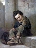 Василий Григорьевич Перов. Ребенок