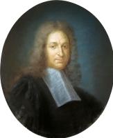Морис Кантен де Латур. Портрет Жака-Шарля Обри