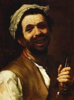 Хосе де Рибера. Бражник
