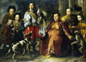 Даниэль Шульц. Семейный портрет