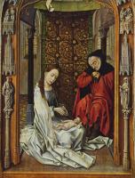 Рогир ван дер Вейден. Рождество Христово
