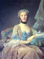 Жан-Баптист-Баптист-Баптист - Баптист Пеппоннеау. Портрет мадам