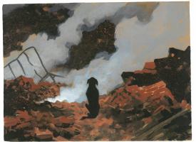 Геннадий Михайлович Зыков. Одиночество