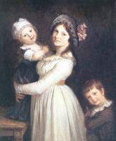 Пьер-Поль Прюдон. Женщина с двумя детьми