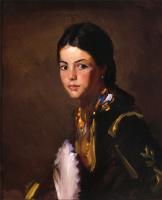 Роберт Генри. Девушка из Сеговии