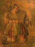 Дужан Нуроллович Магзумов. Войн