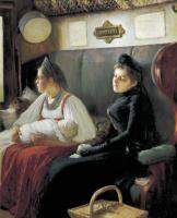 Леонид Осипович Пастернак. К родным. 1891