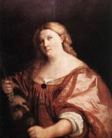 Джакомо Пальма Старший. Портрет женщины