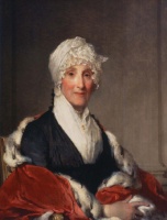 Gilbert Stuart. Portrait Of Rebecca White Pickering