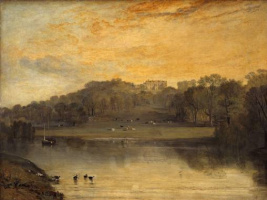 Joseph Mallord William Turner. Sommer Hill, Tunbridge Wells. The Estate Of W. F. Woodgate