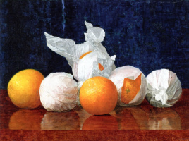 Уильям Джозеф МакКлоски. Апельсины в оберточной бумаге