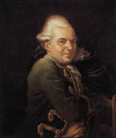 Jacques-Louis David. Portrait Of Francois Buron