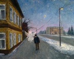 Денис Григорьевич Русаков. До дома