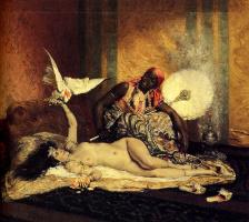 Фердинанд Ройбет. Белая птица