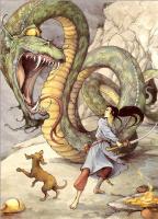 Трина Шарт Хайман. Змей убийца