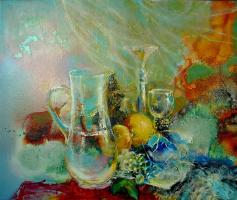 Evgeny Anatoleviz Babushkin. Still life
