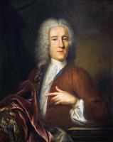 Иоганн Георг Платцер. Мужской портрет