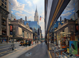 Robert Nuffson. Grand Central