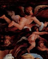 Доменико Беккафуми. Смерть Марии (фрагмент)