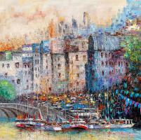 Christina Viver. City. Multicolored